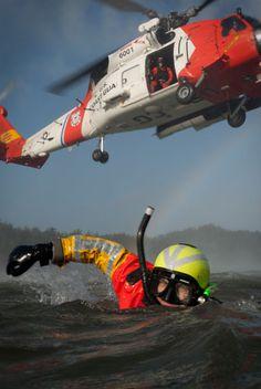 Go US Coast Guard!