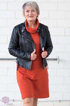 Lady in Red! – Selbermachen macht glücklich – DIY, Nähen, Biogarten
