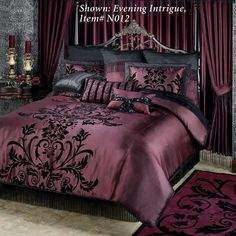 I found 'Image Detail for - Twilight Mystique King or Cal King Comforter Bedding' on Wish, check it out!