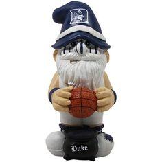 Duke Blue Devils Thematic Gnome
