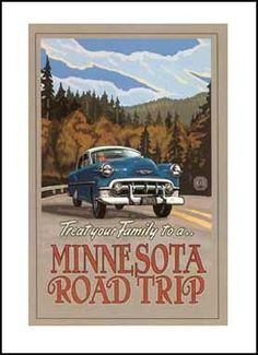 There's absolutely nothing like a Minnesota Road Trip.    http://minneapolites.com/2012/10/adventures-abroad-fall-drive/