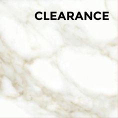 Premium Italian Marble at just $15/SF. Shop all clearance at www.stonesource.com/clearance Exterior Cladding, Italian Marble, Calacatta, Tile, Shop, Exterior Siding, Mosaics, External Cladding, Tiles