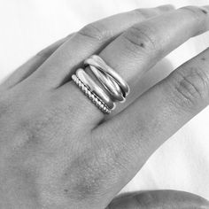 Russian Ring, Russian Wedding, Chunky Rings, Handmade Rings, Engraved Rings, Window Shopping, Jewelries, Stacking Rings, Statement Rings