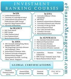Investment Banking Courses – My Pin's Investing Money, Saving Money, Accounting And Finance, Accounting Notes, Accounting Student, London Business School, Chicago University, Budgeting Worksheets