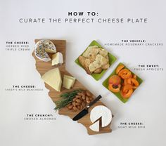 How To: Curate the Perfect Cheese Plate
