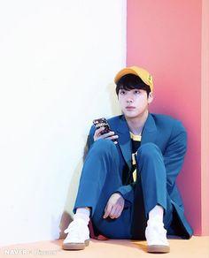 Naver x Dispatch #방탄소년단 #JIN  #bts