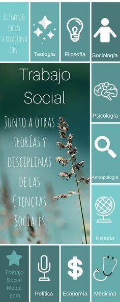 Trabajo Social, junto a otras disciplinas de las Ciencias Sociales
