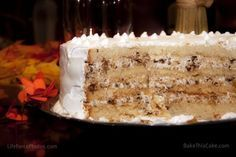 Vintage Lady Baltimore Cake Recipe