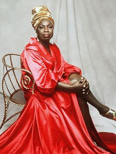 As writer/cultural critic Stanley Crouch says in the film, Nina Simone is the Patron Saint of the Rebellion. Description from btchflcks.com. I searched for this on bing.com/images