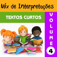 Código 504 Mix de Interpretações - Textos Curtos - Volume 4