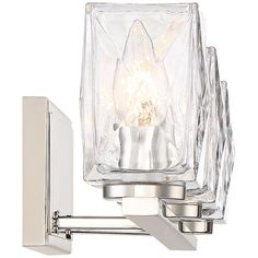 Bathroom Wall Lights, Bathroom Fixtures, Bathroom Lighting, Bath Light, Bathroom Renos, Design 24, Bar Lighting, Candelabra, Polished Nickel