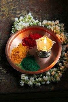 Holi is around the corner apart from decoration and food decorating Holi colors also needs attention. Get ways to decorate and present Holi Colors In Style.