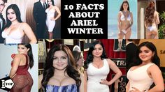 10 Facts About Ariel Winter and Her Breast Reduction Surgery