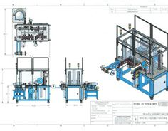Custom Automated Packaging Machine Design