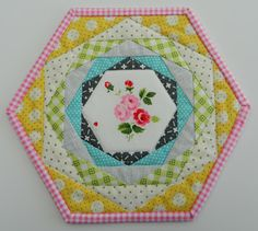 s.o.t.a.k handmade: small finishes.. that pkl center is so perfect, love this whole project from Ayumi's book!