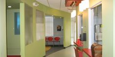 Pediatric Office Design | Western Wake Pediatrics