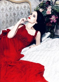 """I am a dreamer. Seriously, I'm living on another planet."" - Eva Green"