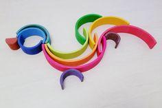 2d haan; 1 van de meer dan 50 voorbeelden met de Grimm's regenboog #grimmsrainbow - Mamaliefde.nl