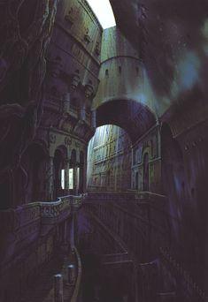 The castle in the sky.jpg Studio Ghibli
