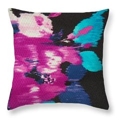 8257 Throw Pillow featuring the digital art 8257 by Aileen Griffin