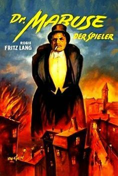 Mabuse: The Gambler Oscar Winning Movies, Fritz Lang, Evil Spirits, Silent Film, Dracula, Horror Movies, Movies And Tv Shows, Photos, Movie Posters