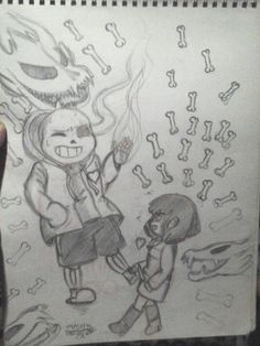 CHARA VS. SANS