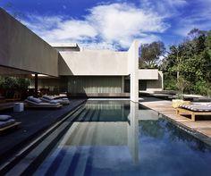 House Reforma by Central de Arquitectura in Lomas de Chapultepec, México