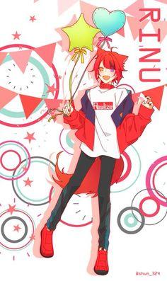 隼(@shun_324)さん / Twitter Anime Chibi, Kawaii Anime, Bts Chibi, Anime Art Girl, Anime Guys, Cute Panda Drawing, Chibi Wallpaper, Anime Friendship, Panda Wallpapers