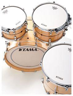 Tama Star Drum Studio Shell Set, Colour: Super Maple (SMP) #tama #drums #thomann