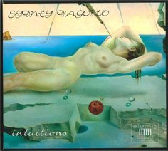 SYDNEY D'AGVILO, INTUITIONS (CD)