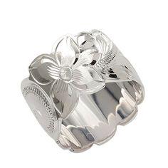 Hawaiian wedding ring