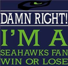 Seahawks Forever!!