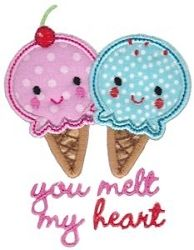 Key To My Heart 10 Applique - 3 Sizes! | What's New | Machine Embroidery Designs | SWAKembroidery.com Bunnycup Embroidery