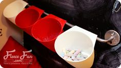 how to store chalk and erasers