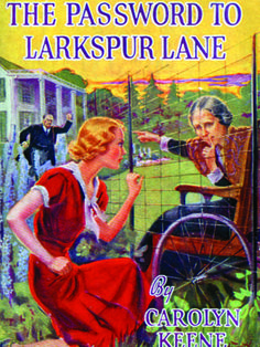 10. The Password to Larkspur LaneNancy's inextinguishable curiosity leads her to another case, this time with Bess in tow    Read more: Original Nancy Drew Books in Order - Summary of Nancy Drew Mysteries - Country Living