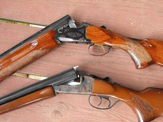Over-under shotgun or side-by-side? Deciding which is right for you can be a double-barrel dilemma.
