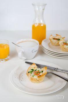Recept: Ei in toast met kaas en bieslook