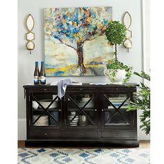 Belgard Cabinet from Ballard Designs ($1099)