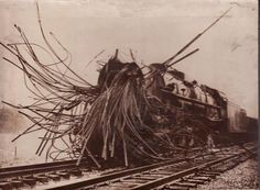 Boiler explosion... or Cthulhu train...