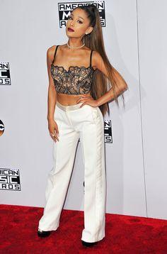 Ariana Grande aux American Music Awards 2016