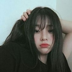 Find images and videos about asian and ulzzang on We Heart It - the app to get lost in what you love. Ulzzang Girl Selca, Ulzzang Korean Girl, Cute Korean Girl, Asian Girl, Korean Beauty, Asian Beauty, Mode Kpop, Girl Korea, Uzzlang Girl