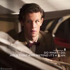 #WednesdayWisdom  #DoctorWho #whovian #MattSmith