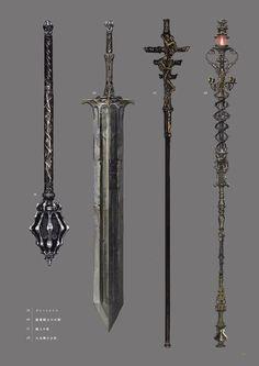 Новости Fantasy Blade, Fantasy Sword, Fantasy Weapons, Dark Souls 3, Viking Helmet, Sword Design, Anime Weapons, Medieval Weapons, Weapon Concept Art
