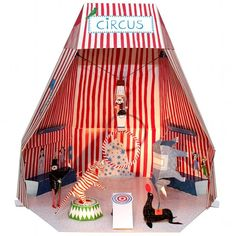 Cirque - Chocolat Show