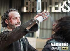 #RickandDaryl #TheWalkingDead via The Walking Dead via Twitter