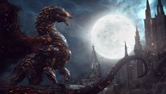 Castlevania: Lords of Shadow 2 арт