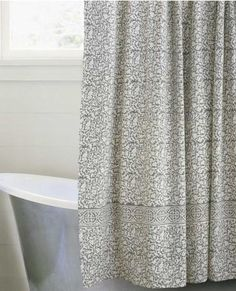 Taupe Shower Curtain - VivaTerra