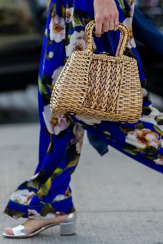 The Pool | Fashion - The best basket bags on the high street
