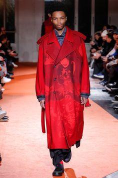 Yohji Yamamoto: menswear fall/winter 2018-2019