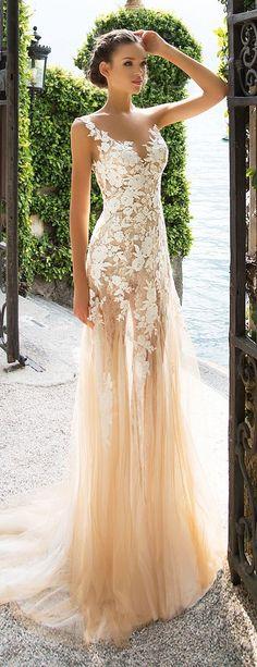 Wedding Dress by Milla Nova White Desire 2017 Bridal Collection - Vienna